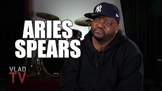 Aries Spears Details the Zo Williams Fight on Corey Holcomb's Show (Part 7)