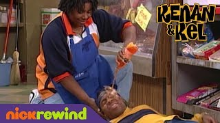 Kel Can't Live Without Soda | Kenan & Kel | NickRewind