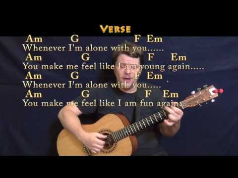 Love Song (The Cure) Fingerstyle Guitar Cover Lesson in C with Chords/Lyrics