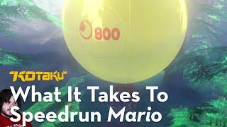 What it Takes to Speedrun Super Mario Odyssey