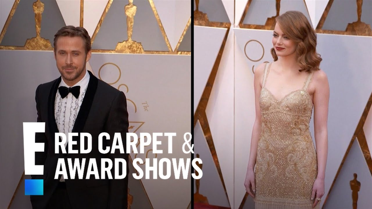 Oscars 2017 fashion round up e red carpet award shows youtube - Watch e red carpet online ...