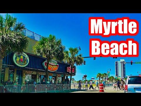 MYRTLE BEACH OCEAN BOULEVARD | MEMORIAL DAY WEEKEND | THE MAIN STRIP