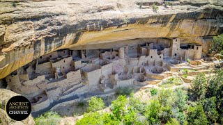 The Mystery of the Ancient Cliff Palace in Mesa Verde, Colorado, USA | Ancient Architects