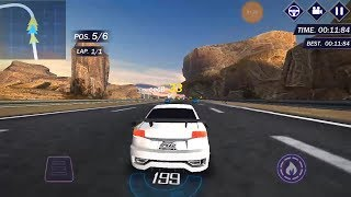 Real Road Car Drift Racer Android Gameplay