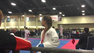 Kanzens Tina's match 2015 USANKF Nationals