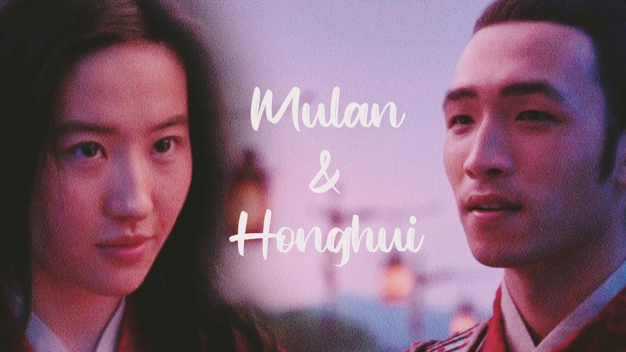 Download Mulan & Honghui | From the moment we met