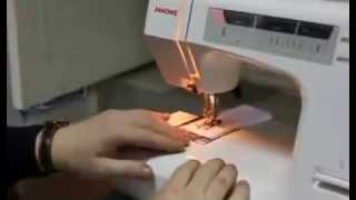 Швейная машина Janome 7518 A(, 2014-07-01T14:04:24.000Z)