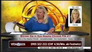 vitalogos vom 22 06 2012 mit Carla Anita