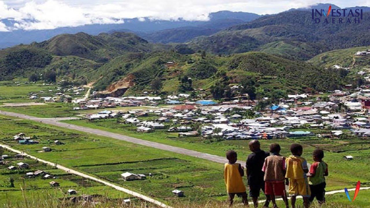 Penataan Pembangunan Kabupaten Paniai Youtube