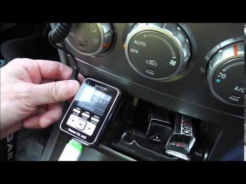 Satechi Soundfly AUX MP3プレーヤー 車載FMトランスミッター リモコン ...