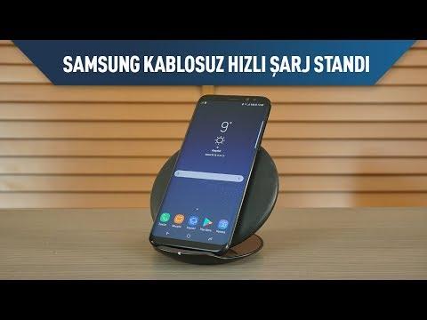 Samsung Kablosuz Hızlı Şarj Standı İncelemesi