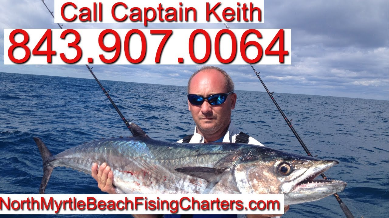 North Myrtle Beach Fishing Charters 843 907 0064 Fishing