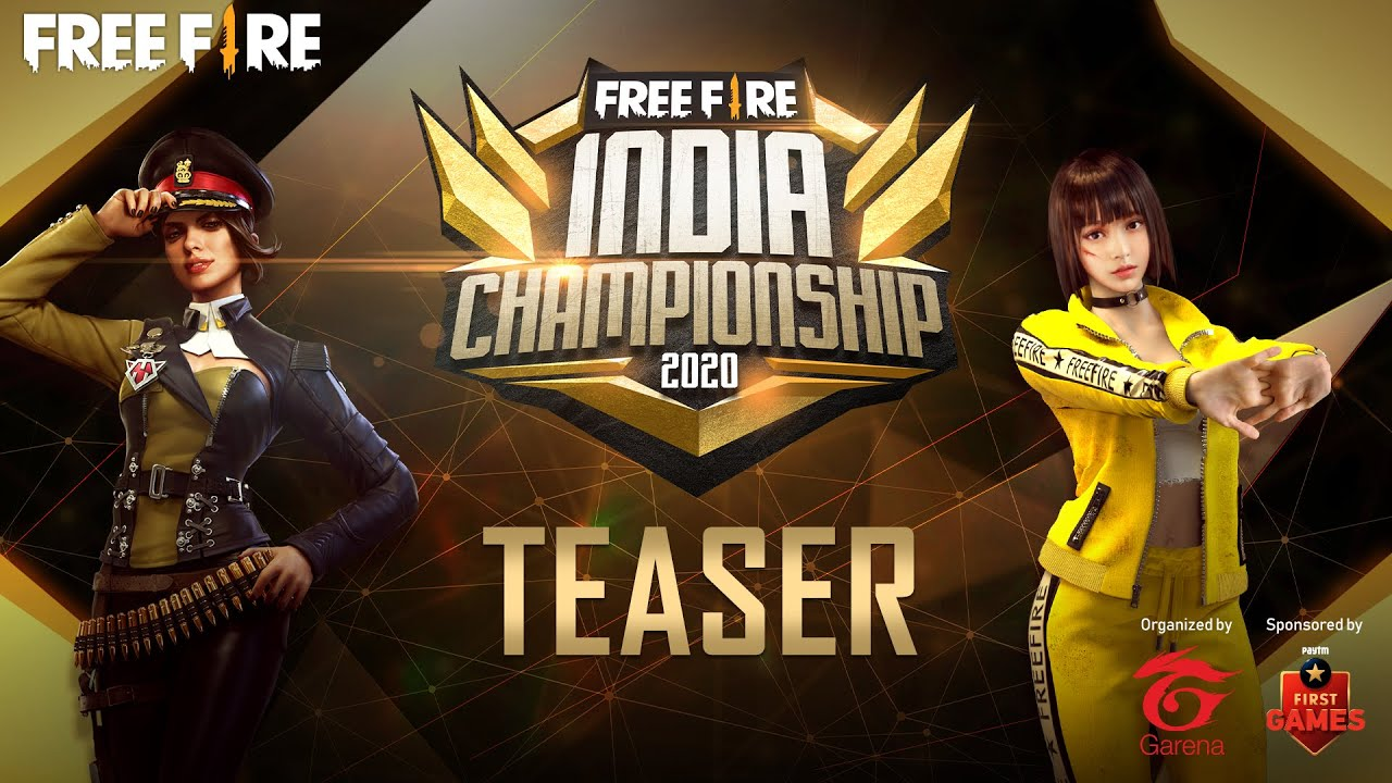 Free Fire India Championship 2020 | Teaser