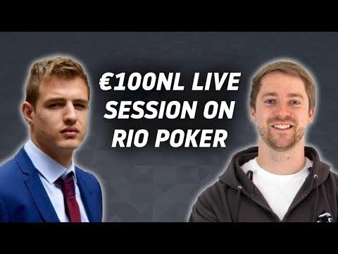 €100NL Live Session W/ Cash Phenoms YOU-MAD-BRO & PSek1