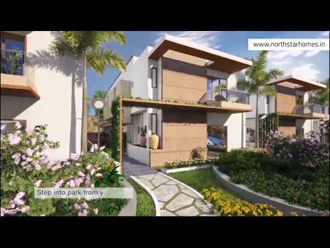 Luxury Villas in Hyderabad - Hillside by Northstar Homes
