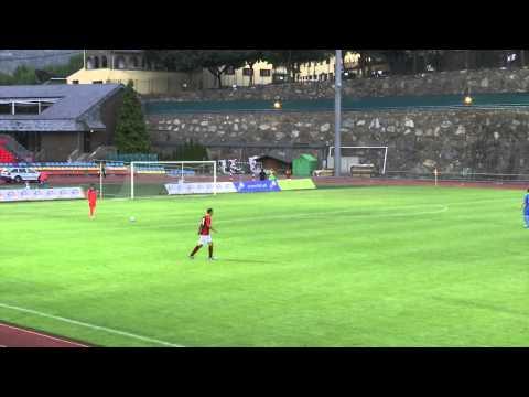 Don Denis FC Santa Coloma vs Lincoln Red IMPS FC