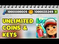 Subway Surfers Glitch! (UNLIMITED EVERYTHING!) *2020*