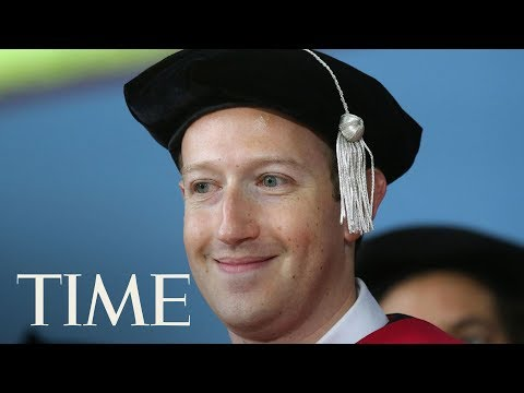 Download Youtube: Mark Zuckerberg Gives 2017 Harvard Graduates Dating Advice | TIME