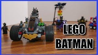 LEGO Batman Build!!!