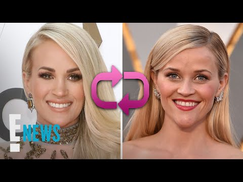 Carrie Underwood Loves That Reese Witherspoon Mix-Up   E! News