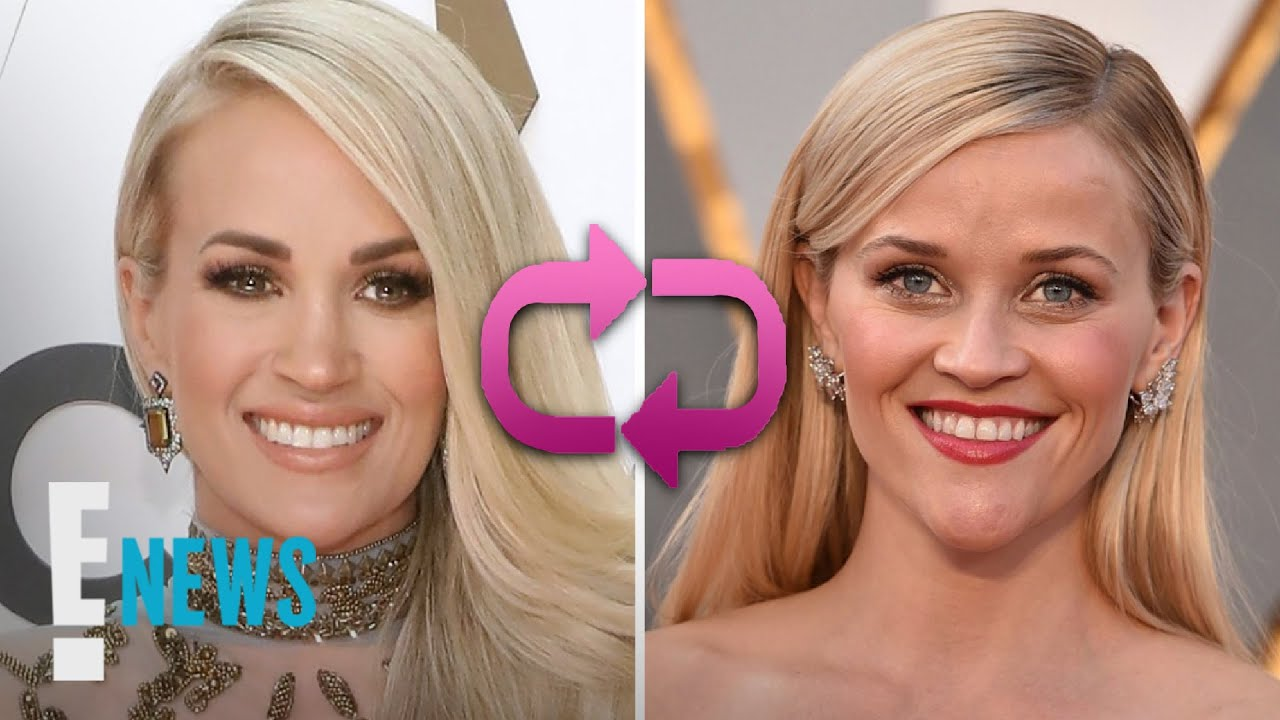 Carrie Underwood Loves That Reese Witherspoon Mix-Up News