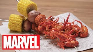 Wolverine's Bayou Boil | Eat the Universe