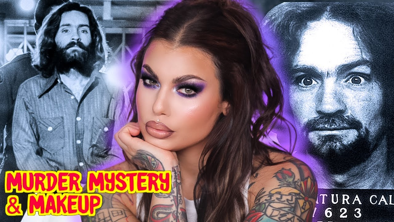 Brainwashed? A Deal Gone Wrong? Manson Mystery & Makeup | Bailey Sarian