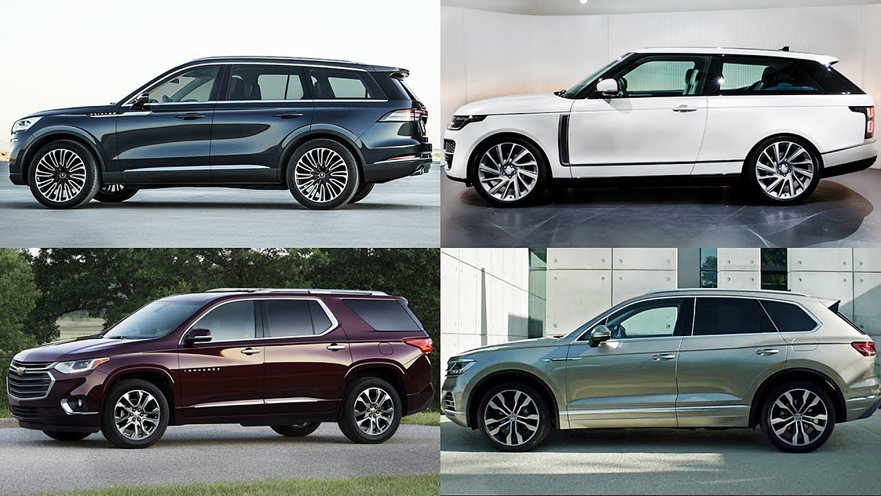 Best 3 Row Luxury Suv >> Top 7 New Best Suv 2019