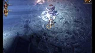 Dragon Age Origins First Boss Fight (Ogre) - A much better attempt