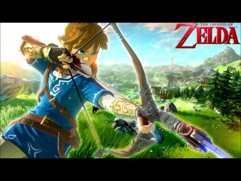The Legend of Zelda: Breath of the Wild Trailer Music Theme E3 2016 Official
