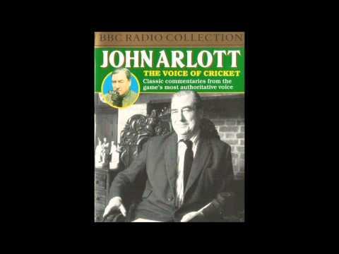 JOHN ARLOTT --- The Voice of Cricket --- Part 1