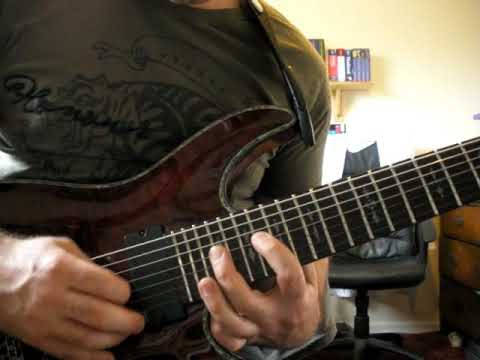 Pantera - Throes Of Rejection Solo Lesson