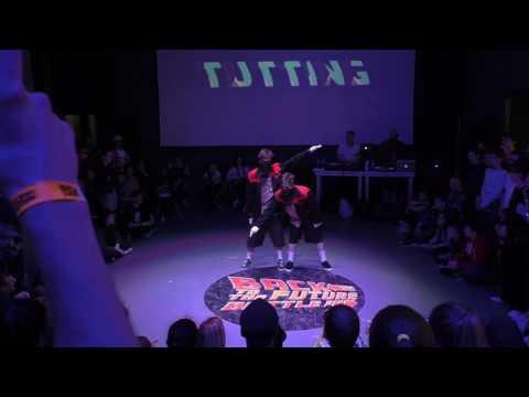 Soviet Strutters showcase for respect (winners)  Back to the future battle 2017