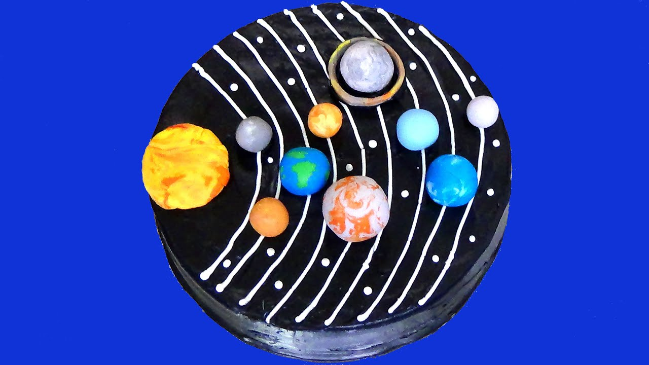 Space Cake Recipe