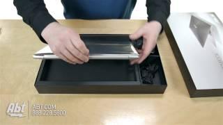 Unboxing: Asus Zenbook Smokey Brown Ultrabook Computer UX303LAD