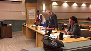 Detention hearing held for Dennis K. Parrish
