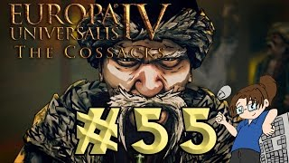 Europa Universalis 4: The Cossacks - FOR THE HORDE! - Ep #55