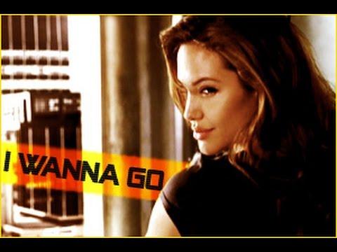 Angelina Jolie Multi - I Wanna Go (Britney Spears)
