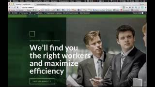 видео Статические страницы WordPress и создание меню
