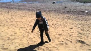 видео Отдых на берегу Финского залива