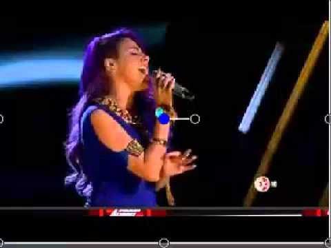 Betzaida Ramirez - Te Quiero Asi - La Voz México 2014 - 5 ...