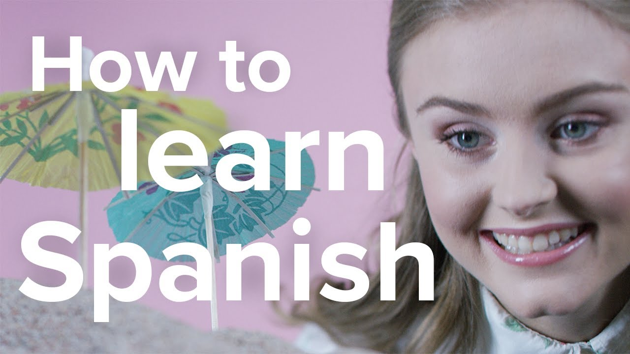How To Learn Spanish Fast Youtube
