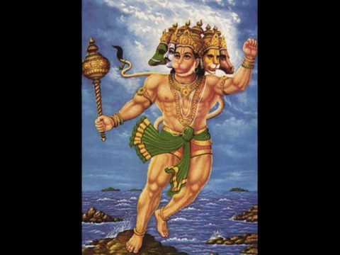 Krishna Das-Baba Hanuman (REMIX)