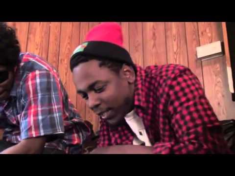 Black Hippy - Freestyle In Studio