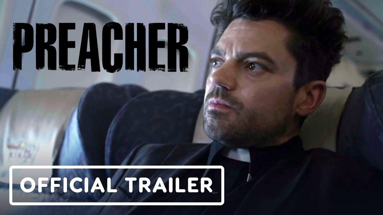 La cuarta y última temporada de \'Preacher\' presenta su loquísimo tráiler:  Hitler, Dios y el fin del mundo
