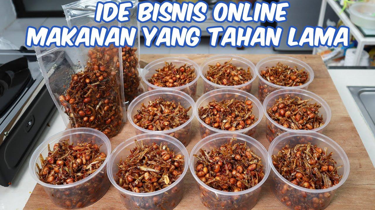 IDE BISNIS ONLINE | MAKANAN YANG TAHAN LAMA | TERI KACANG