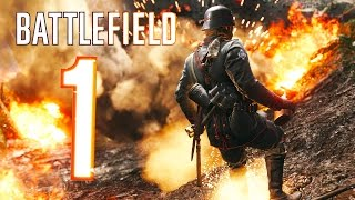 Battlefield 1 - epic moments #1