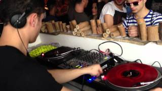"Alessio Collina plays his new track ""Sheeps""@Classic Club 18.11.2012"