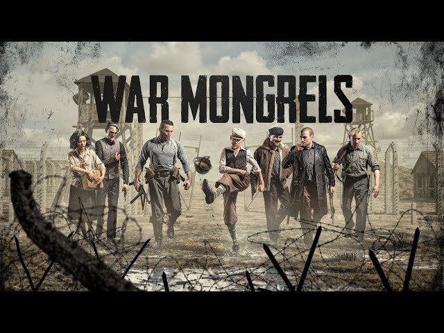 War Mongrels - [Complete Playthrough Part 1/12] [Mission - Cowardice] [1440p] - Gameplay PC