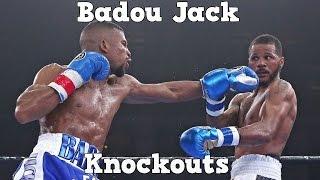 Badou Jack - Highlights / Knockouts